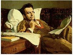 Портрет Михаила Глинки